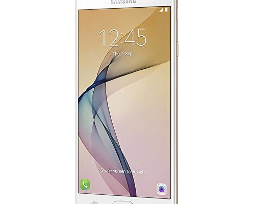 Samsung Galaxy J7 Prime 32GB G610F/DS – 5.5″ Dual SIM Unlocked Phone with Finger Print Sensor White Gold
