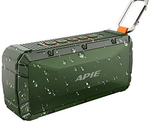 Apie Portable Wireless Outdoor Bluetooth Speaker Ipx6