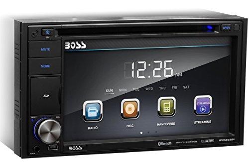 BOSS Audio BV9362BI Double Din, Touchscreen, Bluetooth, DVD