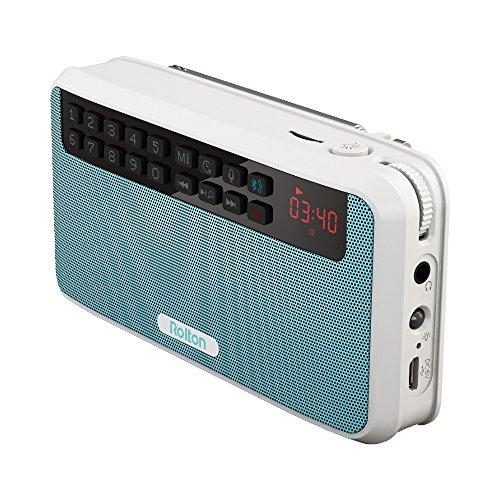 SP850 – Avantree 3-in-1 Portable FM Radio with Bluetooth