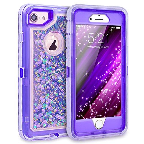 esr glitter case for iphone 8/7