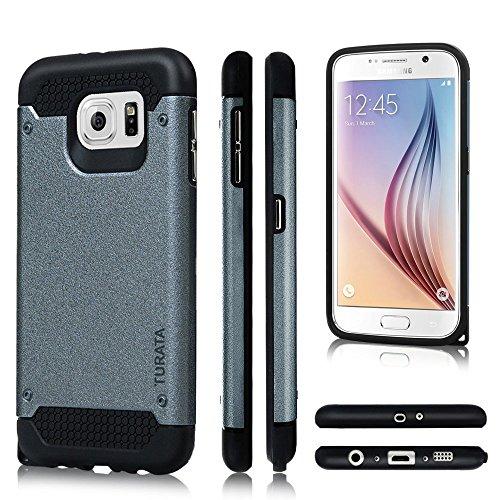 Galaxy S7 Case, OBLIQ [NaKED SHIELD][Clear][Metal