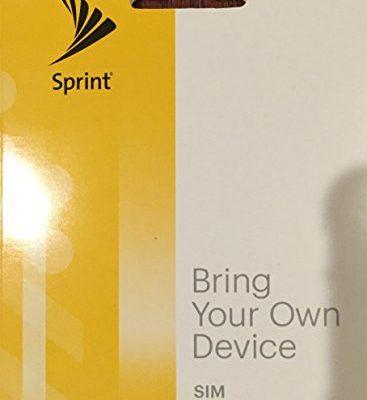 Sprint SIM Activation Kit – MallFive