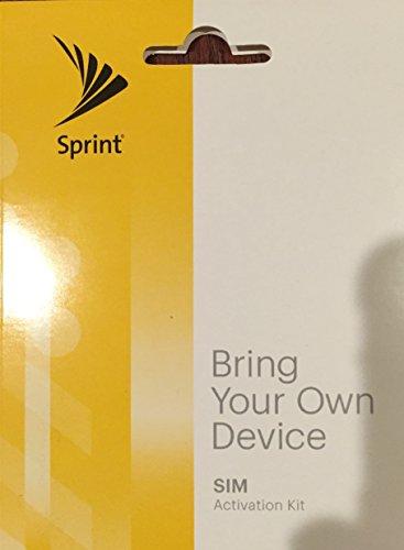 Sprint Sim Activation Kit Mallfive