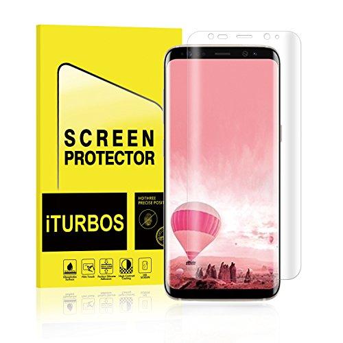 2 Packgalaxy S8 Screen Protector Iturbos Full Screen 3d Screen