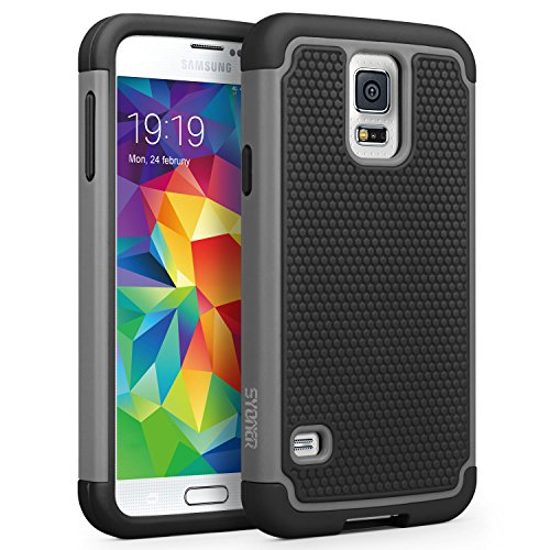 2d5b606bd59 Color: gray/Black 2. Access to all the controls and features. Case only,  screen proetctor doesN'T INCLUDES. Dual layer protective design: inner  silicone to ...