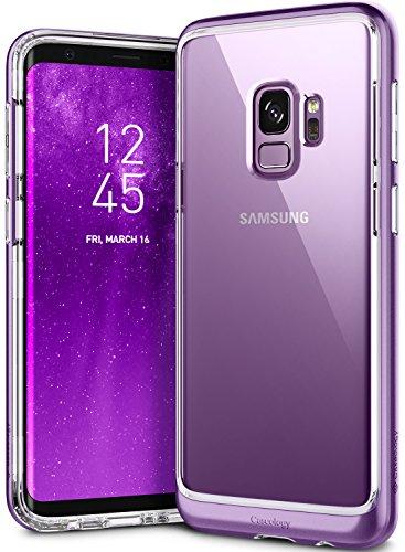 Black – Galaxy S9 Plus Case, Caseology Skyfall Series Slim