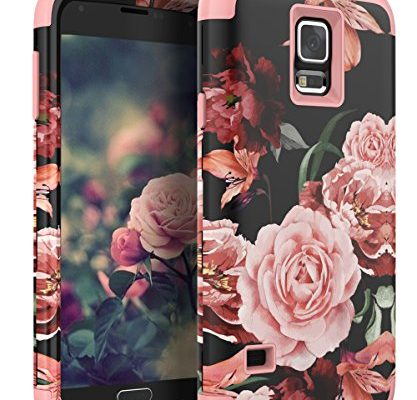 Fashion pretty flowers of the case for Samsung Galaxy S5 2. Hard plastic cover enhance the protection and prevent your Phone from being stratched. 3.