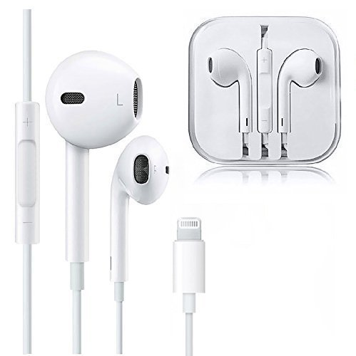 Earphones,With Microphone Earbuds Stereo Headphones and
