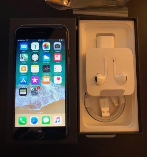Apple iPhone 7 Sprint 128 GB Jet Black Locked to Sprint