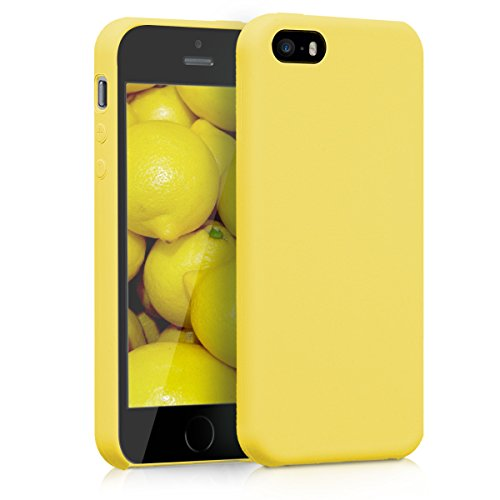 530a447f5dd Soft Flexible Rubber Protective Back Door Cover – yellow matte ...