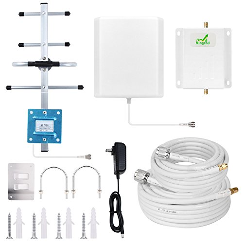 Mobile Cell Signal Booster Repeater Mingcoll Verizon Cell