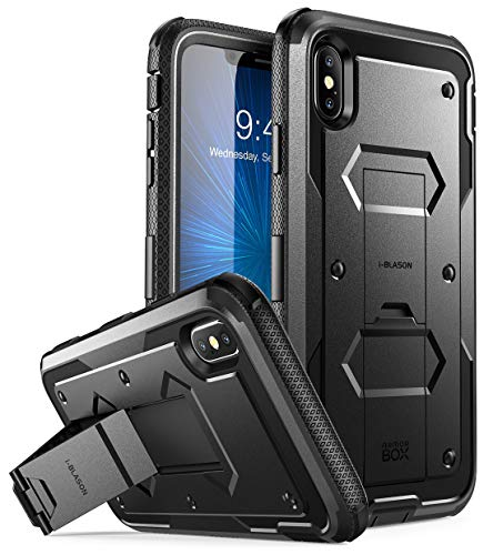 2830f87f6392 Designed specifically for iphone xs max case 2018 Release. Detachable belt  clip holster allows for convenient on-the-go use ...