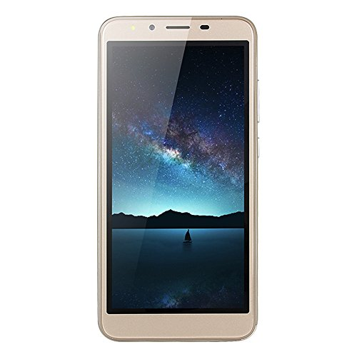 Unlocked Cell Phone, 5 0 inch Dual HD Camera Smart Phone Android 6 0