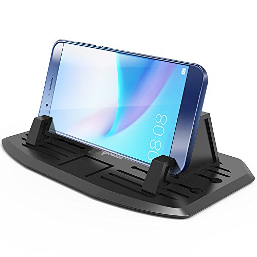 Car Phone Holder Dashboard Cellphone Mount Mobile Clip Stand