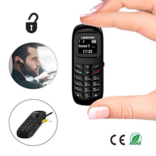 L8star BM10 Worlds Smallest Phone 2 in 1 Mini Phone Unlocked
